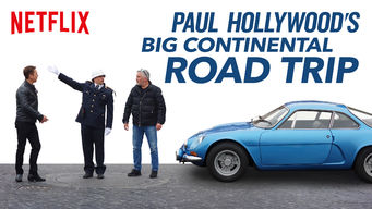 Paul Hollywood's Big Continental Road Trip: Season 1
