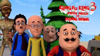 Motu Patlu in Hong Kong: Kung Fu Kings 3