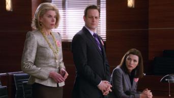 The Good Wife: Season 2: Real Deal