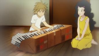 Forest of Piano: Season 1: fff