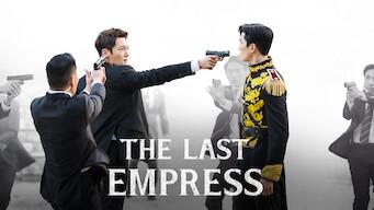 The Last Empress: The Last Empress