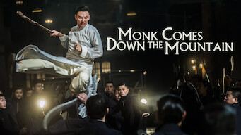 Monk Comes Down the Mountain