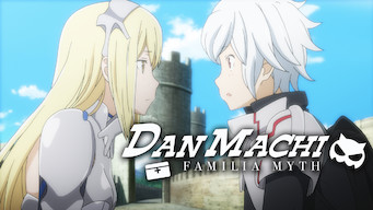 DanMachi: Is It Wrong to Try to Pick Up Girls in a Dungeon?: Season 3