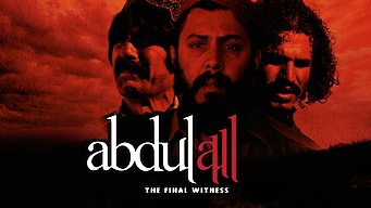 Abdullah, The Final Witness