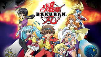 Bakugan: Battle Brawlers: Season 2
