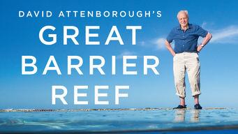 Great Barrier Reef with David Attenborough: Season 1