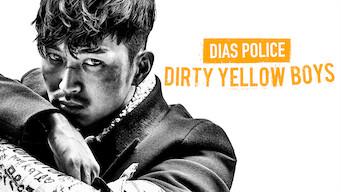 Dias Police -DIRTY YELLOW BOYS-