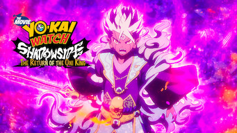YO-KAI WATCH The Movie: Shadowside The Return of the Oni King
