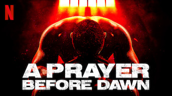 A Prayer Before Dawn