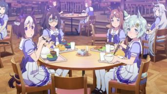 Umamusume: Pretty Derby: Season 1: Episodio 4