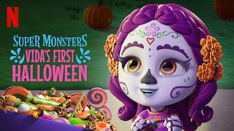Die Supermonster: Vidas erstes Halloween
