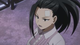 My Hero Academia: Season 3: 飯田から緑谷へ