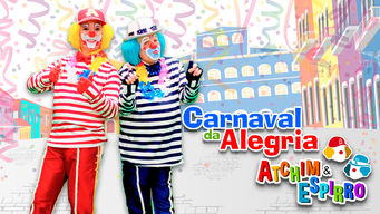 Atchim e Espirro: Carnaval da Alegria
