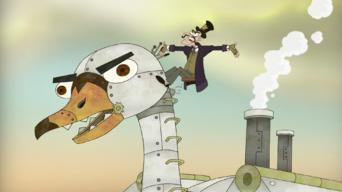 Phineas and Ferb: Season 4: Steampunx/ It's No Picnic