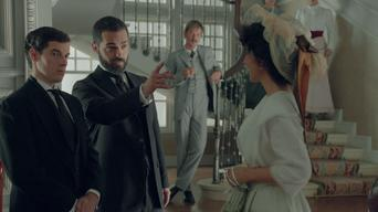 Grand Hotel: Season 2: Der Mann mit der Leiter