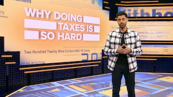 Patriot Act with Hasan Minhaj: Volume 6: Why Doing Taxes Is So Hard