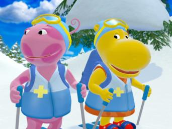 The Backyardigans: Season 1: The Snow Fort