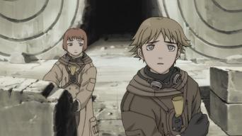 Last Exile: Season 1: Positional Play