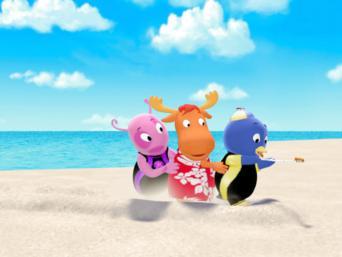 The Backyardigans: Season 1: Surf's Up