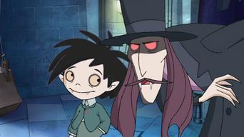 Die Schule der kleinen Vampire: Season 1: Doktor Eisenzahn? / Blut auf Rädern