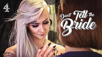 Don't Tell the Bride: Season 1