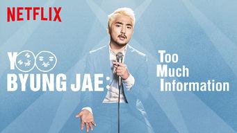 Yoo Byung Jae: Too Much Information