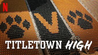 Titletown High: Season 1