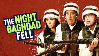 The Night Baghdad Fell