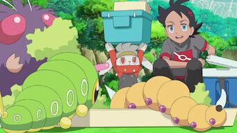 Pokémon Journeys: The Series: Pokémon Journeys: The Series: Panic in the Park!