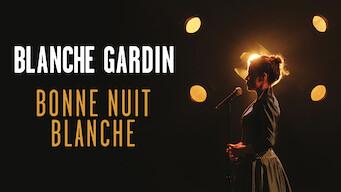 Blanche Gardin: The All-Nighter