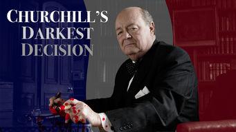 Churchill's Darkest Decision