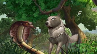 The Jungle Book: Season 1: Snake Bite