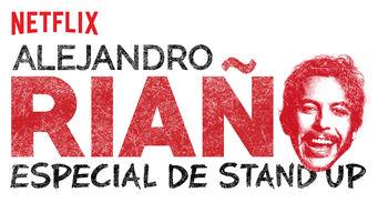 Alejandro Riaño Stand-up-Special