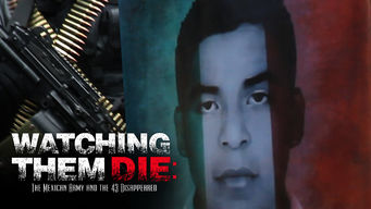 Watching Them Die: The Mexican Army and the 43 Disappeared