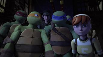 Teenage Mutant Ninja Turtles: Season 3: Annihilation: Earth!: Part 1