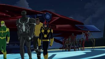 Der ultimative Spider-Man: Spider-Man vs the Sinister Six: Die Spider-Slayers: Teil 3