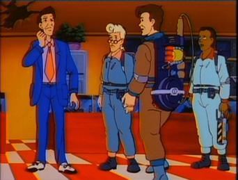 The Real Ghostbusters: Season 4: Future Tense