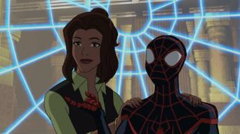 Ultimate Spider-Man: Spider-Man vs the Sinister Six: Return to the Spider-Verse: Part 4