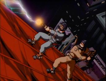 The Real Ghostbusters: Season 2: It's a Jungle Out There