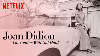 Joan Didion: Die Mitte wird nicht halten