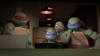 Teenage Mutant Ninja Turtles: Season 3: The Pig and the Rhino