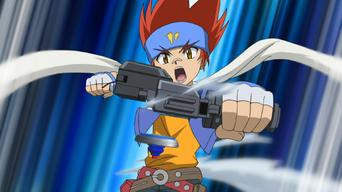 Beyblade: Metal Fusion: Season 1: Pegasus Has Landed