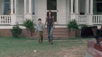 The Walking Dead: Season 2: Am Abzug