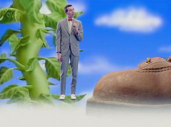 Pee-wee's Playhouse: Season 4: Ich liebe diese Geschichte