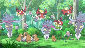Pokémon The Series: XY: XY: Kalos Quest: ¡Enfrentando el grandioso y malvado plan!