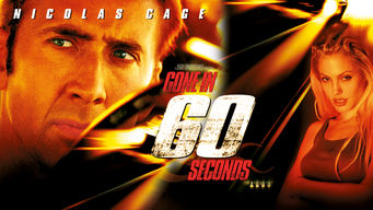 Gone in 60 Seconds
